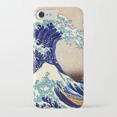 Katsushika Hokusai The Great Wave Off Kanagawa Slim Case iPhone 7