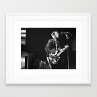 panic at the disco Framed Art Prints featuring Panic! At The Disco by Adam Pulicicchio Photography
