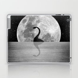 Nessie Starry Night II - Loch Ness Monster Laptop & iPad Skin