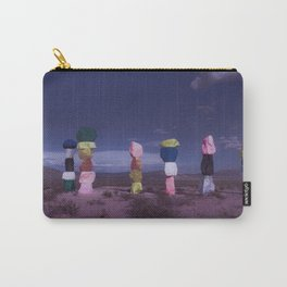 Seven Magic Mountains (Series1 Pt.2) Carry-All Pouch