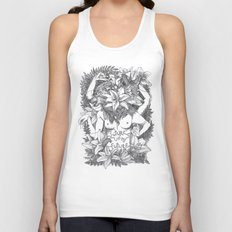 Suture up your future Unisex Tank Top