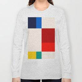 Mid Century Modern Vintage 19 Long Sleeve T-shirt