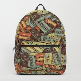 Audio cassettes Backpack