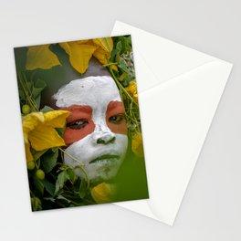Suri Green Stationery Cards