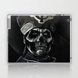 Ghost // Papa Emeritus Laptop & iPad Skin