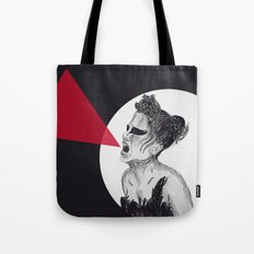 Black Swan IV Tote Bag