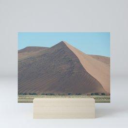 Namibian Sand Dunes Mini Art Print
