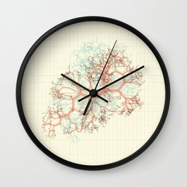 Arbor Ludi: Capablanca Wall Clock