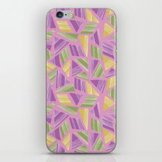 Tropical Geo iPhone & iPod Skin