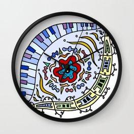 Pop Eye (Red) Wall Clock