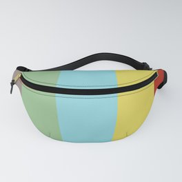 Classic Stripes Retro Style Fanny Pack