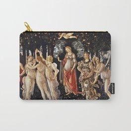 Sandro Botticelli - La Primavera , Spring Carry-All Pouch