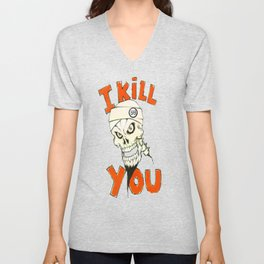 Achmed The DEAD Terrorist  Unisex V-Neck