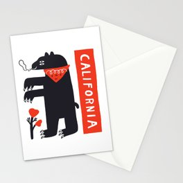 New California Stationery Cards