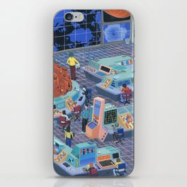 Command Center iPhone Skin