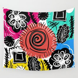 Shenanigans Wall Tapestry