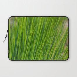 Blades of Grass Fine Art Laptop Sleeve