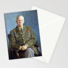 George C. Marshall by Thomas Edgar Stephens (1949) Stationery Cards