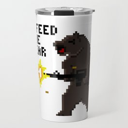 Bear Arms #2 Travel Mug