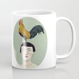* TENGO PAJARITOS EN LA CABEZA * Coffee Mug