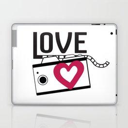 lave camera_film Laptop & iPad Skin