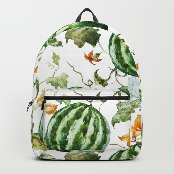 Melon Pattern 05 Backpack