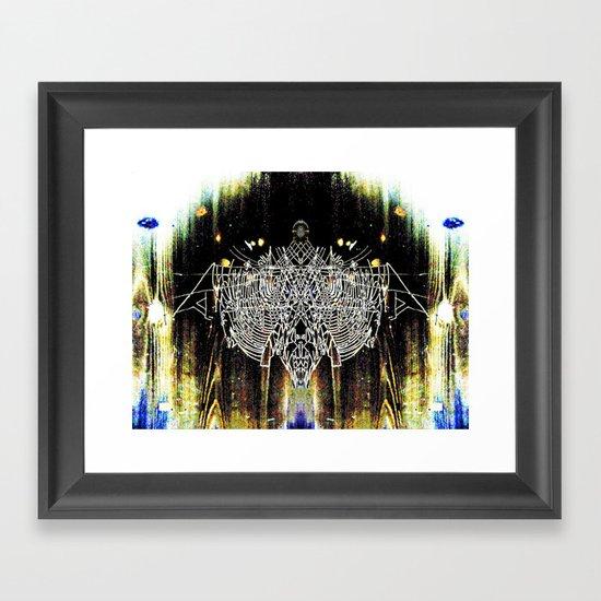 l15kezok Framed Art Print