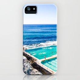 Bondi Icy Dip iPhone Case