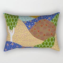 Patterntopia 1 Rectangular Pillow
