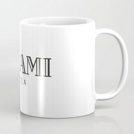 SALAMI PIZZA - taste for fashion Coffee Mug