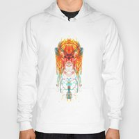 dream catcher Hoodies featuring Dream Catcher by Renaissance Youth