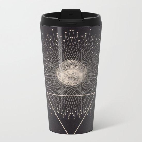LEUKSNO - Plástica x Nikola Nupra Metal Travel Mug