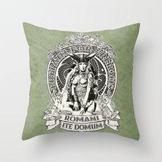 Boudicca: Original Nationalist Throw Pillow
