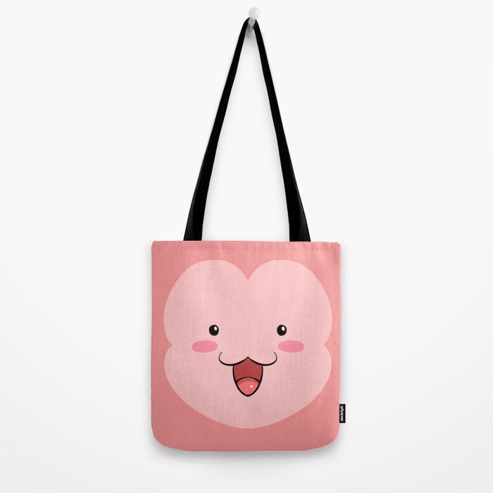 Peepoodo Face Tote Bag