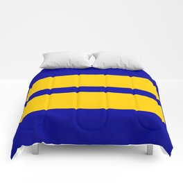 Equality Blue Comforters