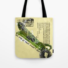 WHY DOES MY HEART DOESN' T BEAT? Tote Bag