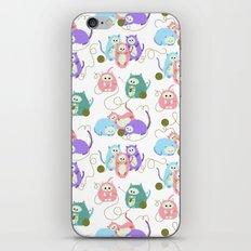 3 Little Kittens iPhone & iPod Skin