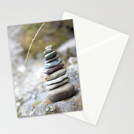 Balance Rocks Stationery Cards