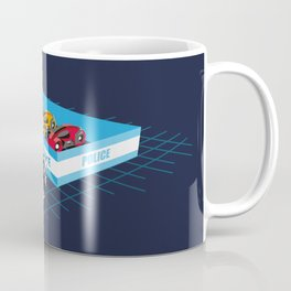 END OF LINE Coffee Mug