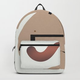 Shape study #9 - Synthesis Collection Backpack
