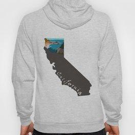 California: Big Sur Hoody