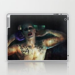 The Joker - The Clown Prince Of Gotham - Suicide Squad Laptop & iPad Skin