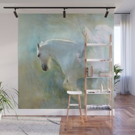 Angelic Horse Wall Mural