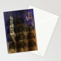 Death Of Detroit  Stationery Cards