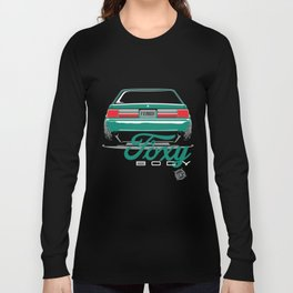 Foxy Body Long Sleeve T-shirt