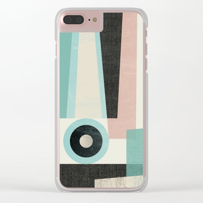Minimalist Clear iPhone Case