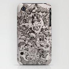 Flighless bird Slim Case iPhone (3g, 3gs)