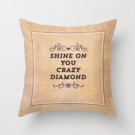 Shine Throw Pillow