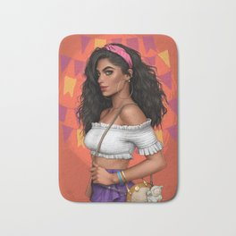 Esmeralda Bath Mat