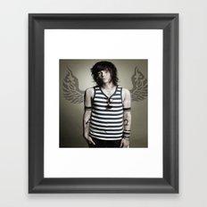 Christopher Drew Framed Art Print